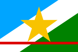 Bandeira de Roraíma
