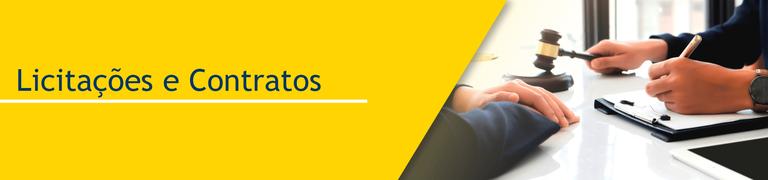 Banner Licitações e Contratos desktop