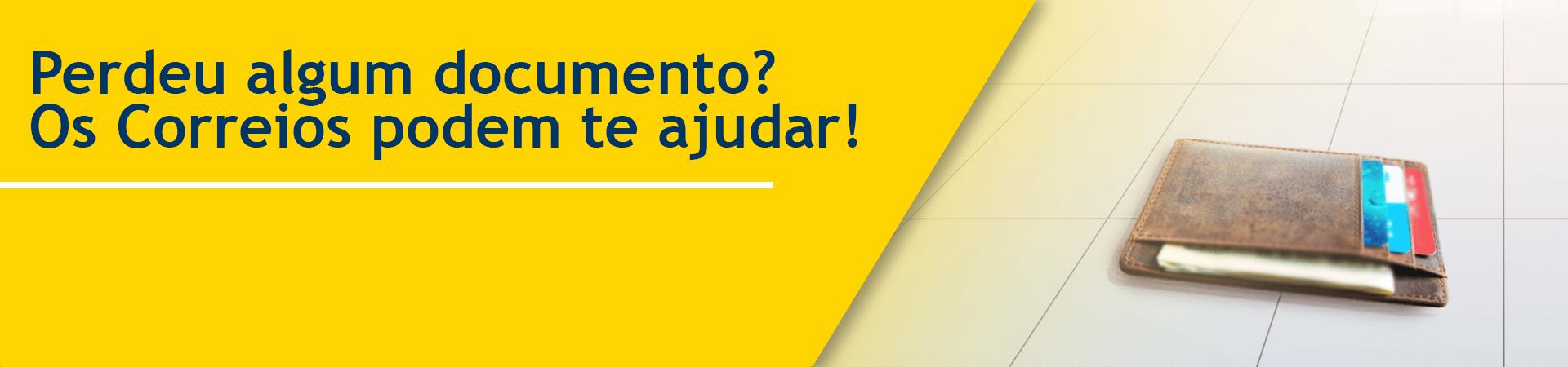 Banner Achados e Perdidos desktop