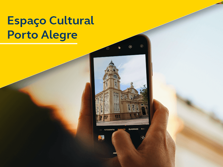 Banner Espaço Cultural Porto Alegre - Mobile