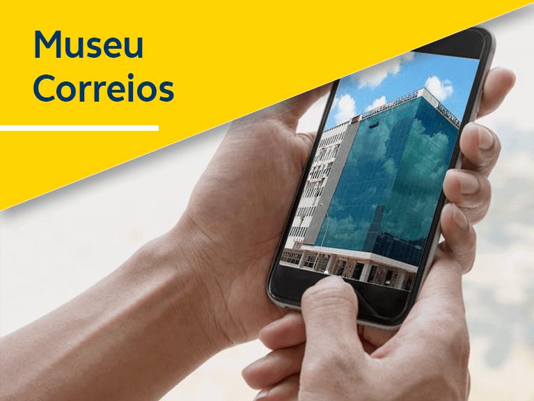 Banner Museu dos Correios - Mobile