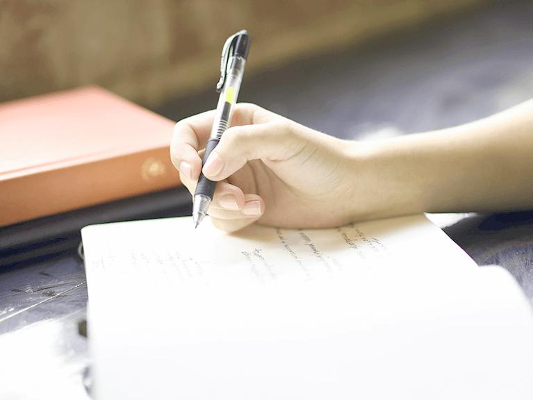Concurso Internacional de redação de cartas