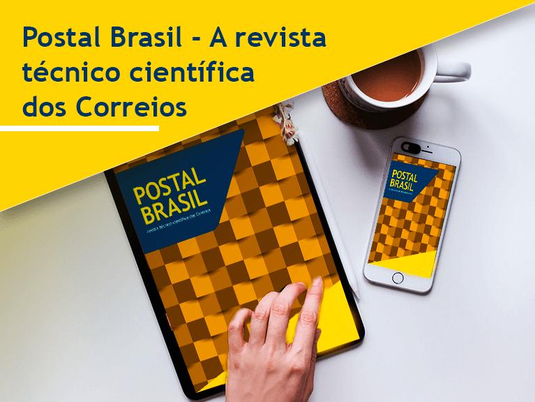 Banner Revista Postal Brasil
