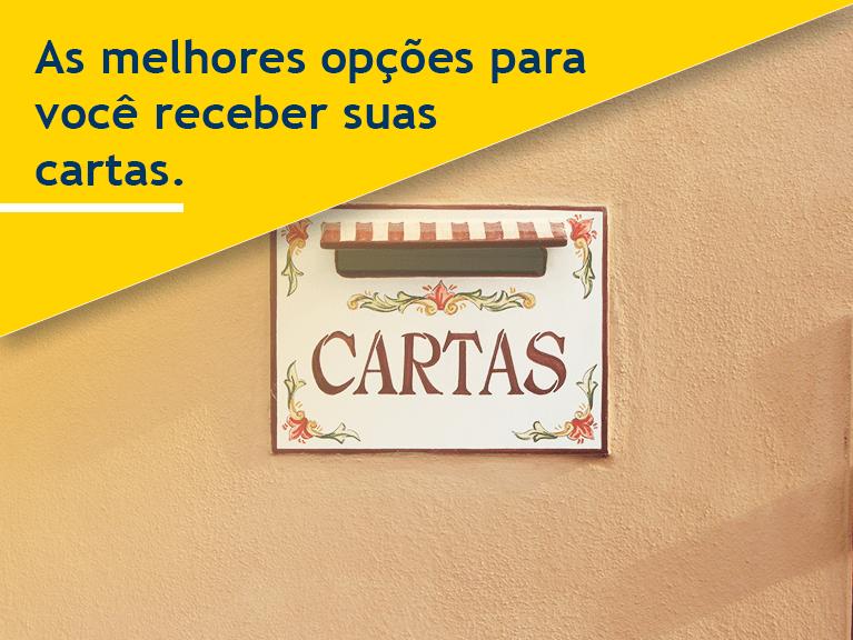 Banner Receber Correspondência Nacional mobile