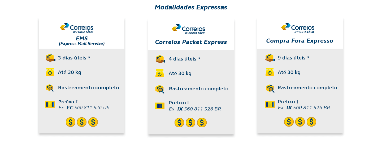 Card Expressos - Desktop