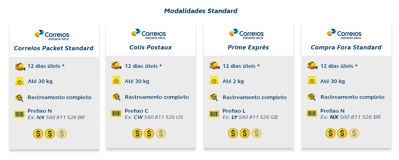 Card Standard - Desktop